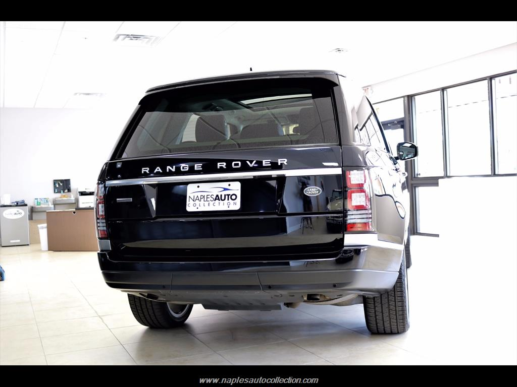 2015 Land Rover Range Rover Supercharged - Photo 7 - Fort Myers, FL 33967