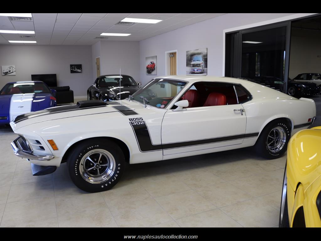1970 Ford Mustang Boss 302 - Photo 8 - Fort Myers, FL 33967