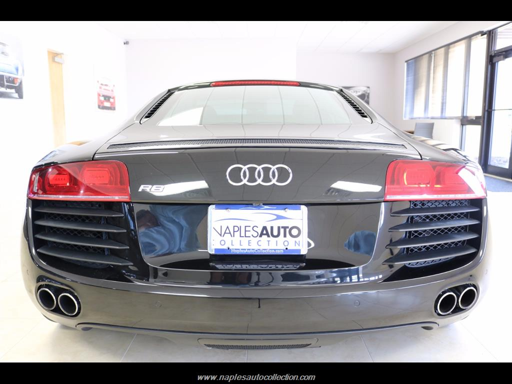 Used 2008 Audi R8 quattro for sale in Fort Myers FL Sports Cars and  #AA2231