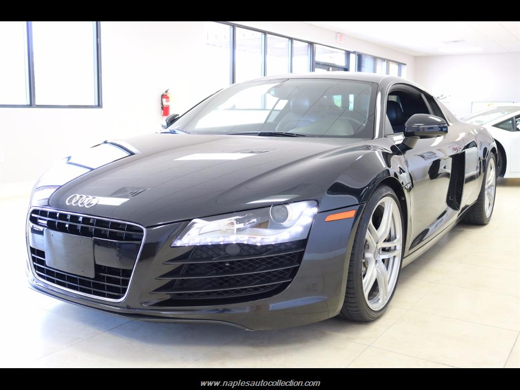 Used 2008 Audi R8 quattro for sale in Fort Myers FL Sports Cars and  #815B4A