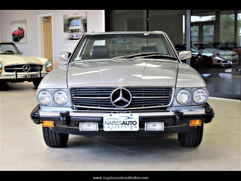 1984 Mercedes-Benz 380-Class 380 SL - Photo 3 - Fort Myers, FL 33967