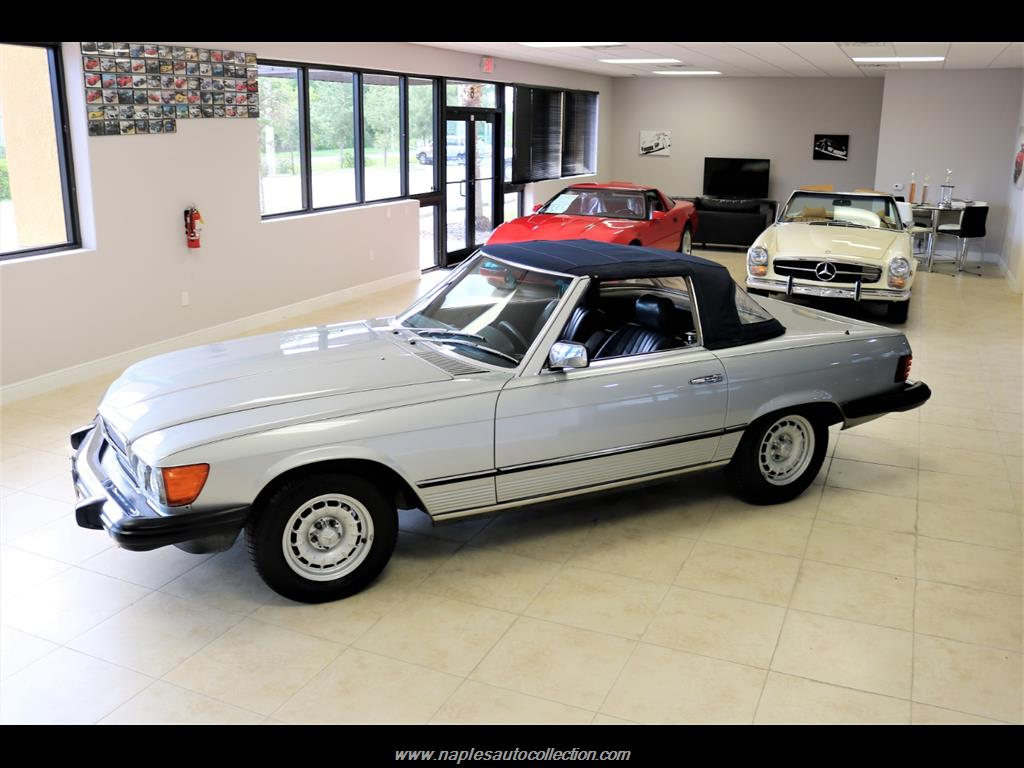 1984 Mercedes-Benz 380-Class 380 SL - Photo 17 - Fort Myers, FL 33967