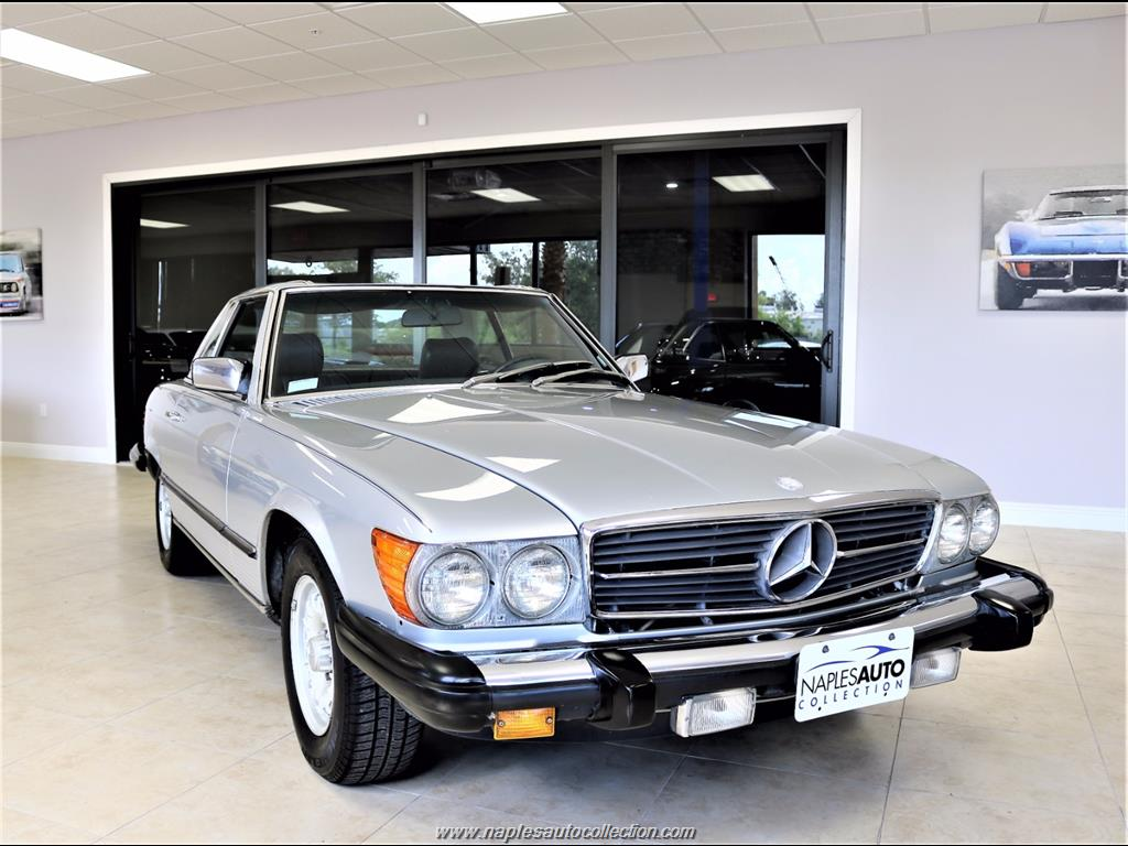 1984 Mercedes-Benz 380-Class 380 SL - Photo 7 - Fort Myers, FL 33967