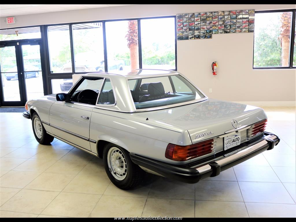 1984 Mercedes-Benz 380-Class 380 SL - Photo 10 - Fort Myers, FL 33967