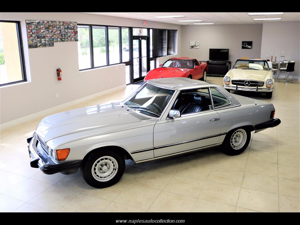 1984 Mercedes-Benz 380-Class 380 SL - Photo 11 - Fort Myers, FL 33967