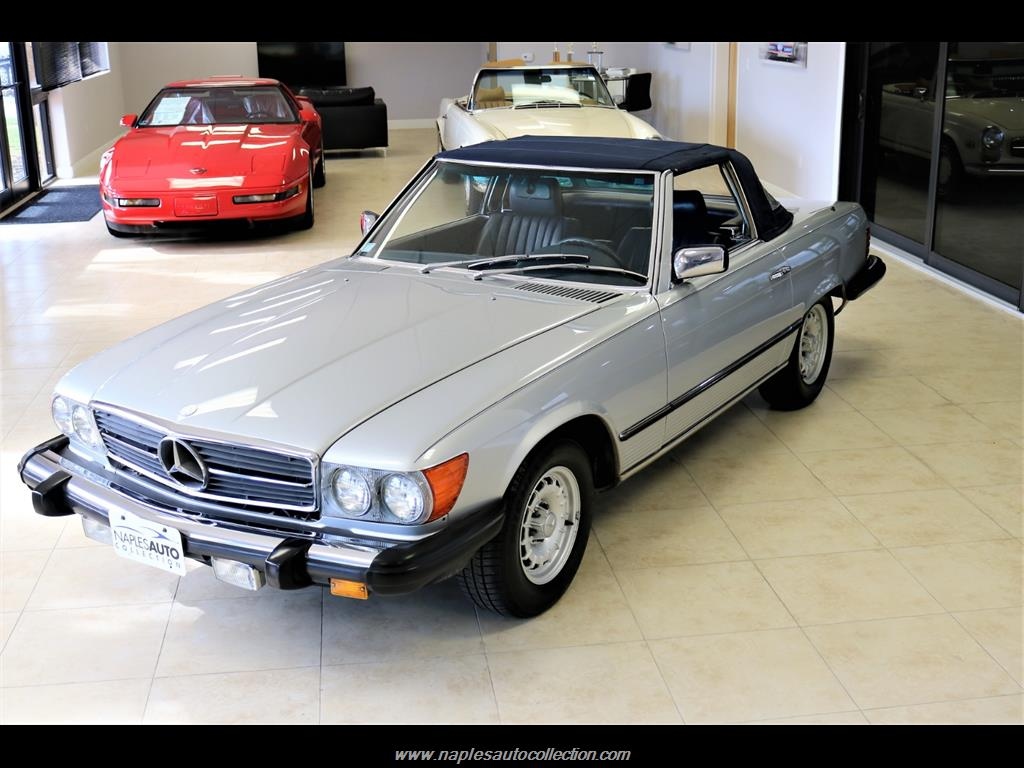 1984 Mercedes-Benz 380-Class 380 SL - Photo 18 - Fort Myers, FL 33967