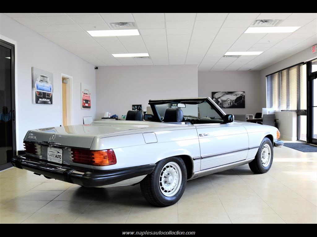 1984 Mercedes-Benz 380-Class 380 SL - Photo 5 - Fort Myers, FL 33967
