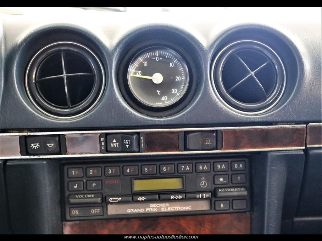 1984 Mercedes-Benz 380-Class 380 SL - Photo 28 - Fort Myers, FL 33967
