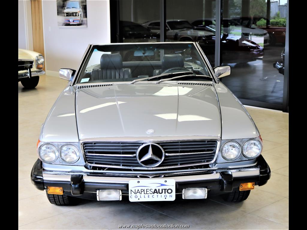 1984 Mercedes-Benz 380-Class 380 SL - Photo 13 - Fort Myers, FL 33967
