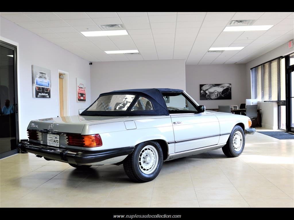 1984 Mercedes-Benz 380-Class 380 SL - Photo 15 - Fort Myers, FL 33967