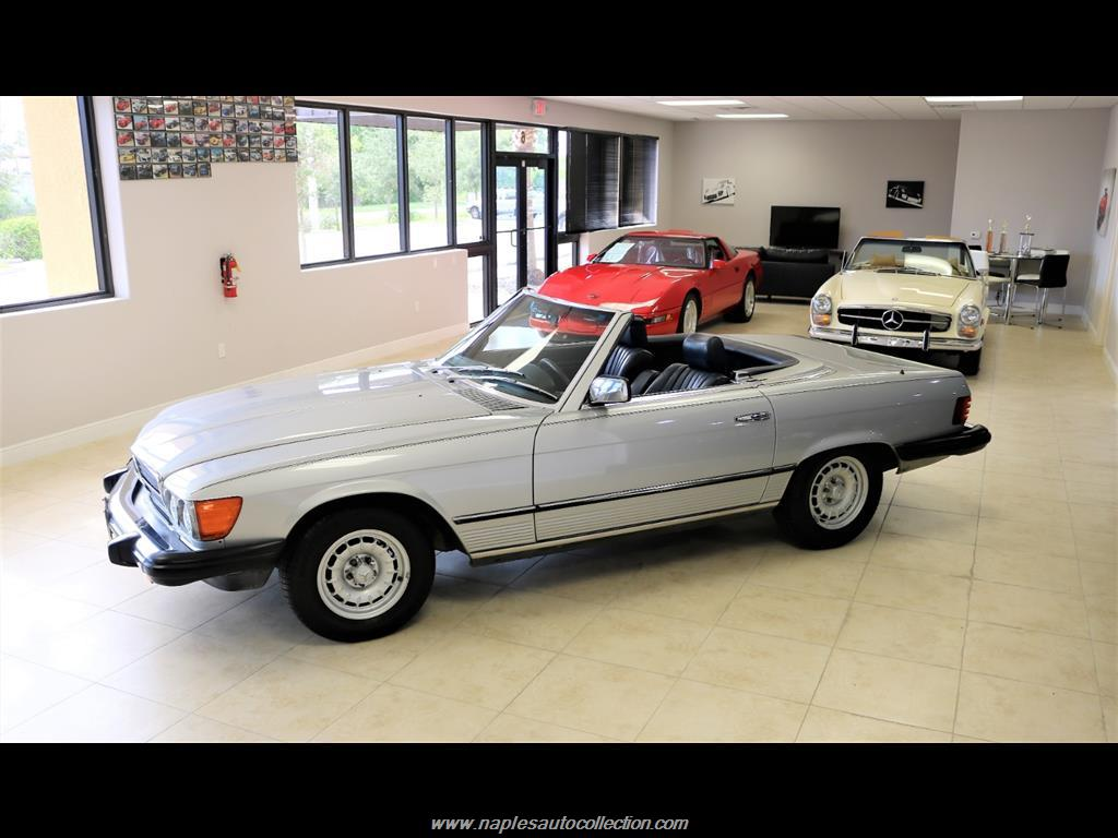 1984 Mercedes-Benz 380-Class 380 SL - Photo 1 - Fort Myers, FL 33967