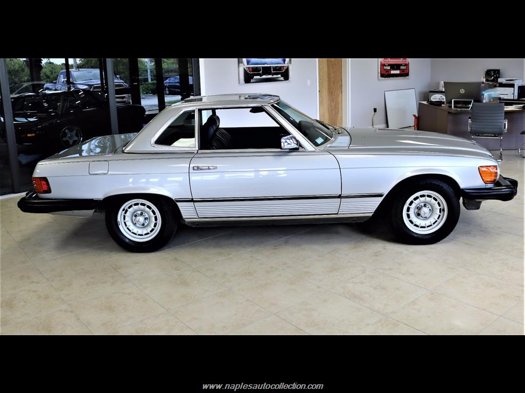 1984 Mercedes-Benz 380-Class 380 SL - Photo 8 - Fort Myers, FL 33967