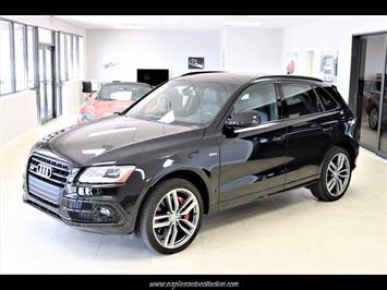 2016 Audi SQ5 SUV