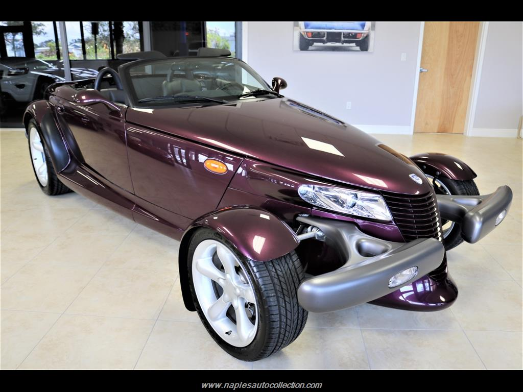 1999 Plymouth Prowler - Photo 8 - Fort Myers, FL 33967