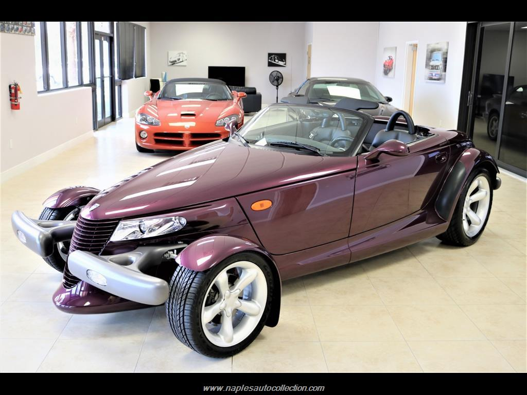 1999 Plymouth Prowler - Photo 1 - Fort Myers, FL 33967