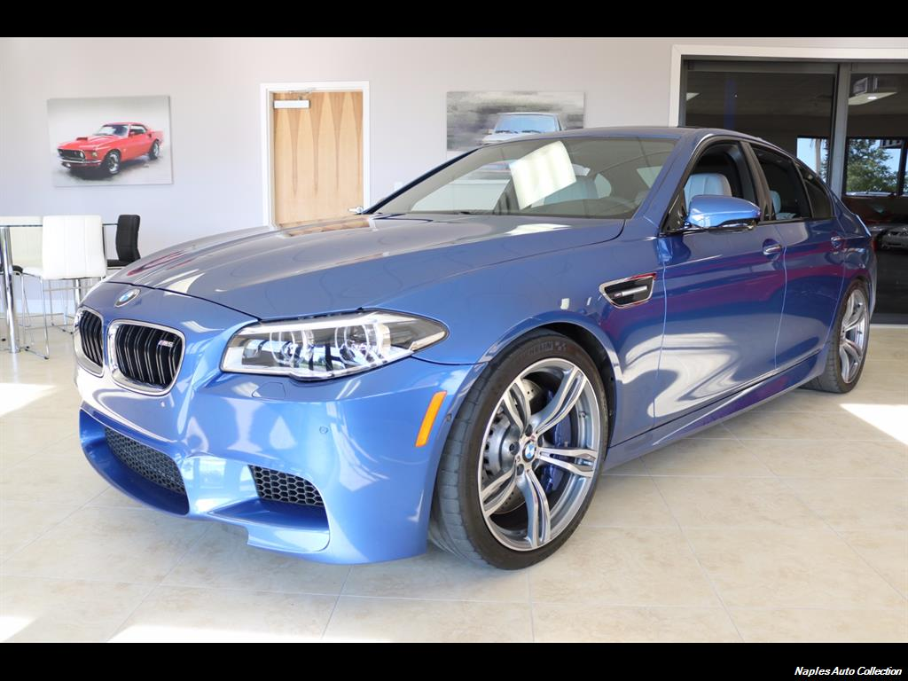 2014 BMW M5 Competition Package - Photo 1 - Fort Myers, FL 33967