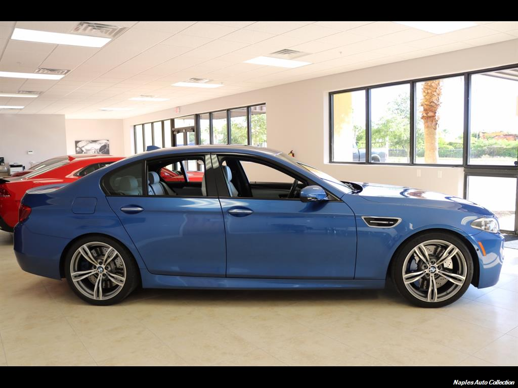 2014 BMW M5 Competition Package - Photo 4 - Fort Myers, FL 33967