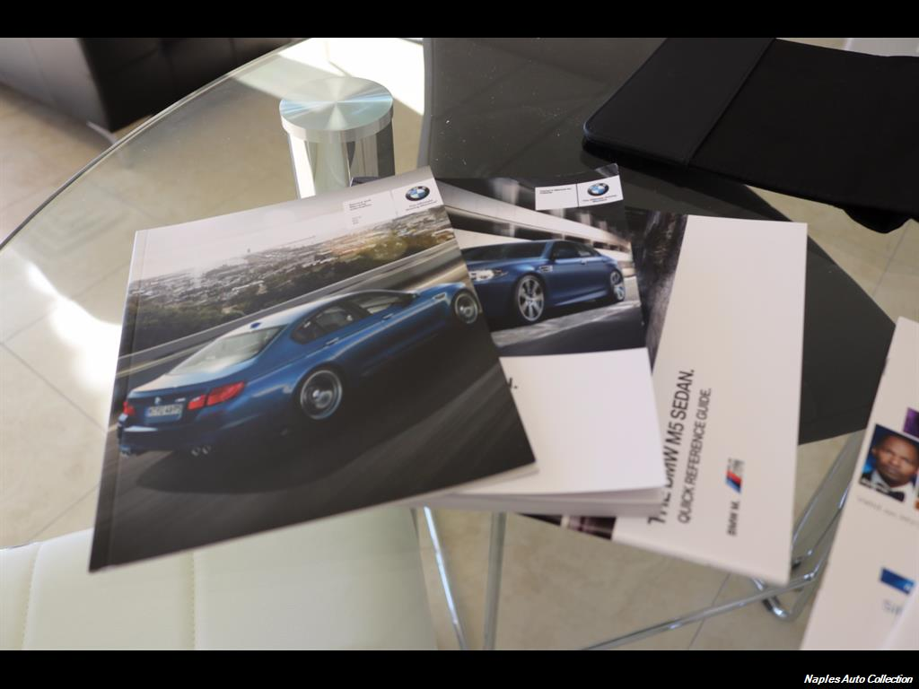 2014 BMW M5 Competition Package - Photo 32 - Fort Myers, FL 33967