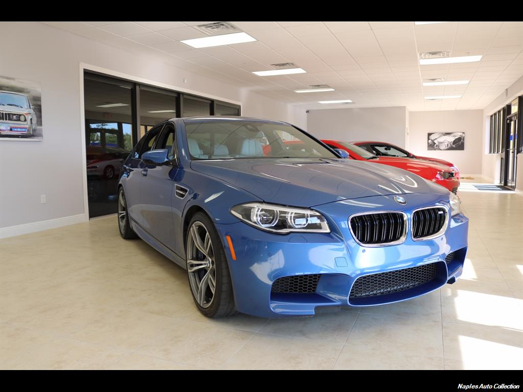 2014 BMW M5 Competition Package - Photo 5 - Fort Myers, FL 33967