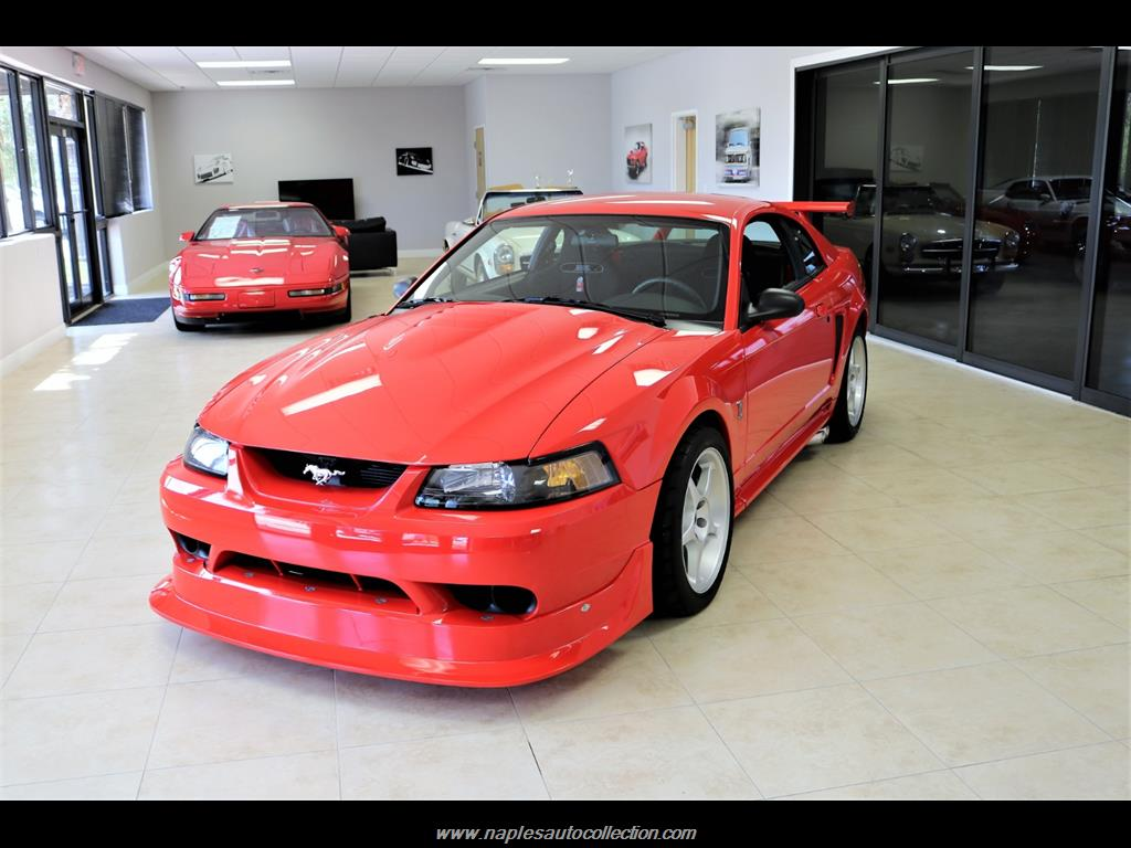 2000 Ford Mustang SVT Cobra R - Photo 2 - Fort Myers, FL 33967