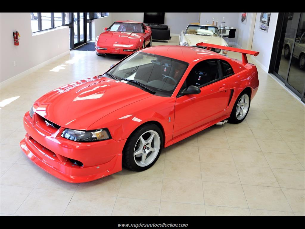 2000 Ford Mustang SVT Cobra R - Photo 1 - Fort Myers, FL 33967