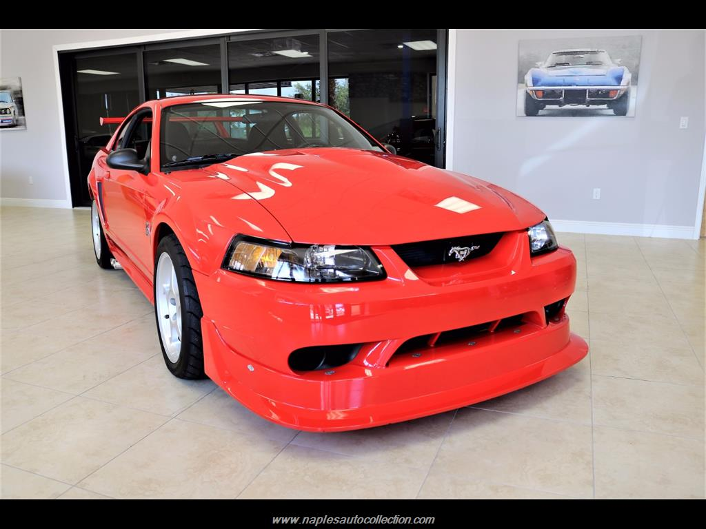 2000 Ford Mustang SVT Cobra R - Photo 5 - Fort Myers, FL 33967