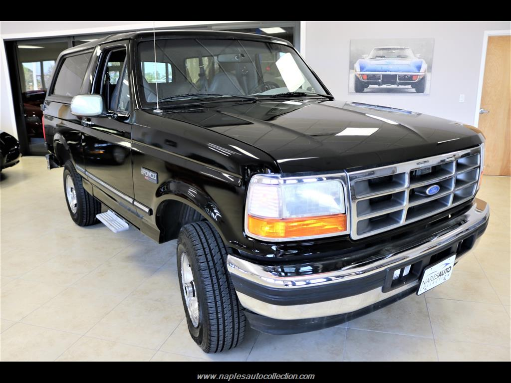 1996 Ford Bronco XLT - Photo 4 - Fort Myers, FL 33967