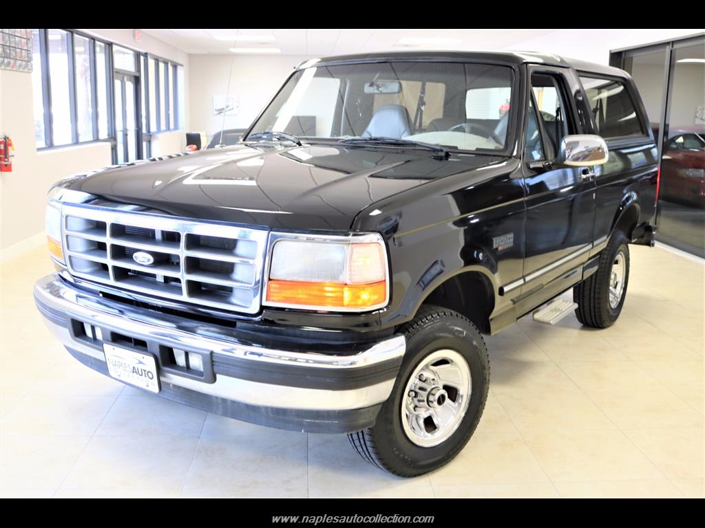 1996 Ford Bronco XLT - Photo 2 - Fort Myers, FL 33967